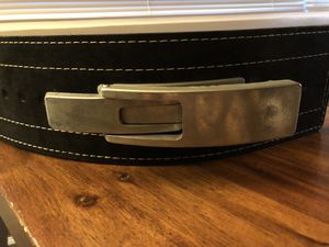 Inzer 10MM 4 inch Powerlifting Lever Belt Black Size: Medium (30-33) for Sale in Berkeley, CA