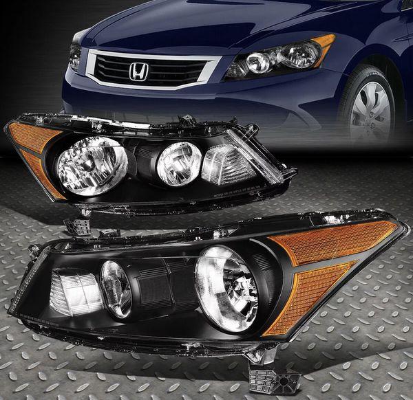 2008-2012 Honda Accord 4 Door Headlights For Sale In