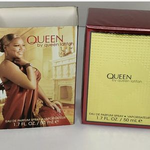 Queen By Queen Latifa Women Perfume EDP Spray 1.7 oz / 50 ml Sealed Pack . $90 value for Sale in Woodmere, NY