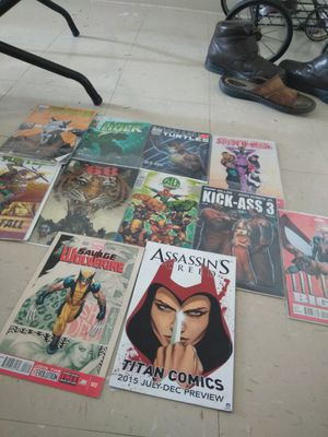 Comic books for sale for Sale in Knoxville, TN