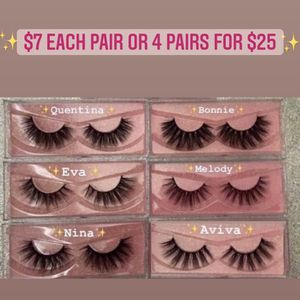 Lashes for Sale in Rancho Cucamonga, CA