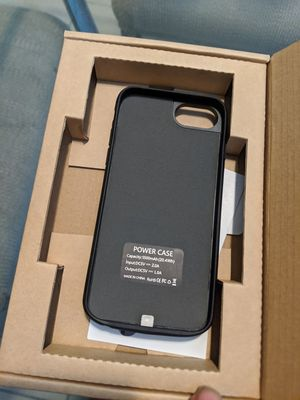 iPhone 8 Power case for Sale in Houston, TX