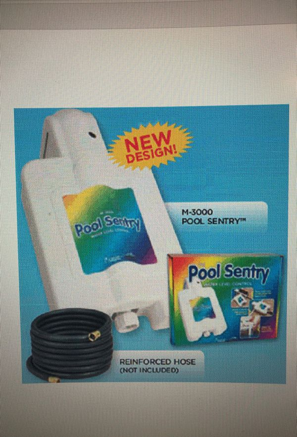 Pool Sentry M-3000 Automatic Water Leveler Swimming Pool Filler