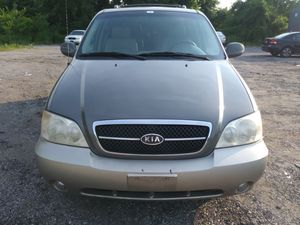 2005 Kia Sedona EX *97k miles* Clean title for Sale in Bowie, MD