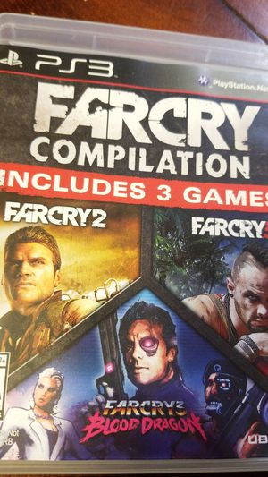 Farcry compilation PlayStation 3 for Sale in Winter Haven, FL