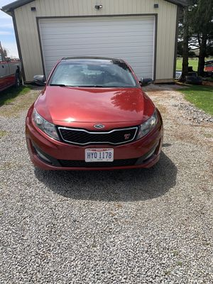 Kia Optima SX Turbo for Sale in Apple Creek, OH