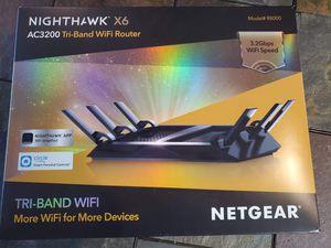Nighthawk Wifi Router for Sale in Roy, WA