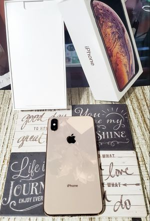 Iphone XS MAX for Sale in Longview, TX