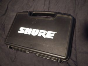 Shure microphone pg58 for Sale in Oakland, CA