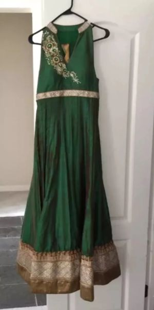 New Emerald Indian Dress-Size XS for Sale in Austin, TX