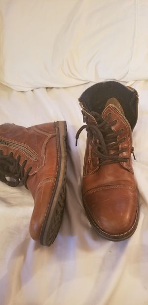 Men aldo boots size 14 for Sale in St. Louis, MO