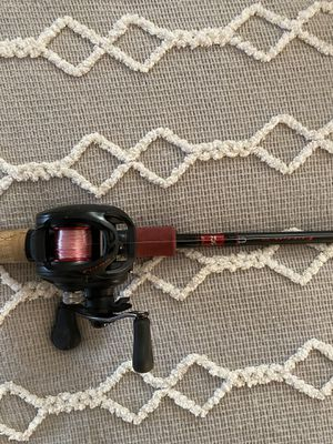 Daiwa fuego reel and rod combo for Sale in Los Angeles, CA