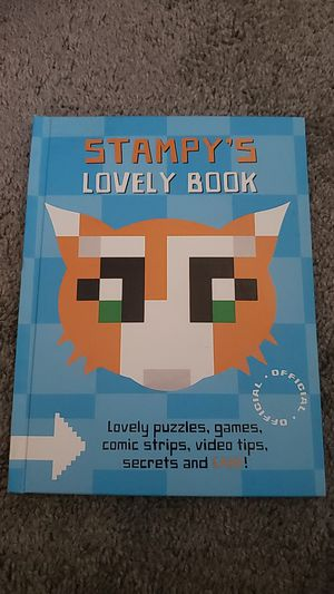STAMPY'S LOVELY BOOK for Sale in Sacramento, CA