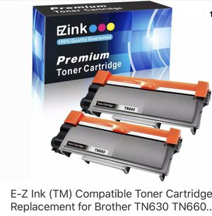 Toner Cartridge Compatible for Brother TN 630 for Sale in Olney, MD