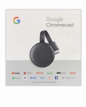 Google Chromecast for $30 for Sale in Hartford, CT