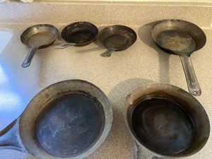 Old pans for Sale in Halifax, PA
