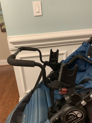 Stroller/ car seat adapater for City Mini GT2 stroller and Chicco KeyFit30 car seat for Sale in Raleigh, NC