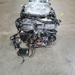 03-05 NISSAN 350Z INFINITI G35 ENGINE 3.5L V6 VQ35DE MOTOR Z33 VQ35 for Sale in Ontario, CA