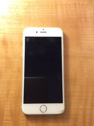 Iphone 6s 16gb iCloud locked for Sale in Aurora, CO