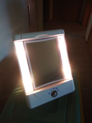 This is a Con Air magnify double side makeup mirror for Sale in Grants Pass, OR