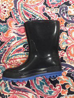 Lil kids rain boots ! for Sale in Washington,  DC