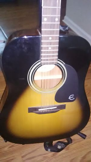 Epiphone acoustic Guitar for Sale in West Columbia, SC