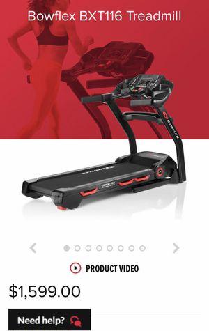 Bowflex Treadmill Cardio Equipment for Sale in Mendon, MA