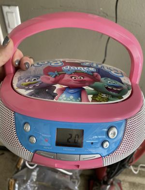 Trolls Boombox for Sale in Orange, CA