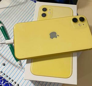 Apple iPhone 11 yellow 64gb new for Sale in Las Vegas, NV