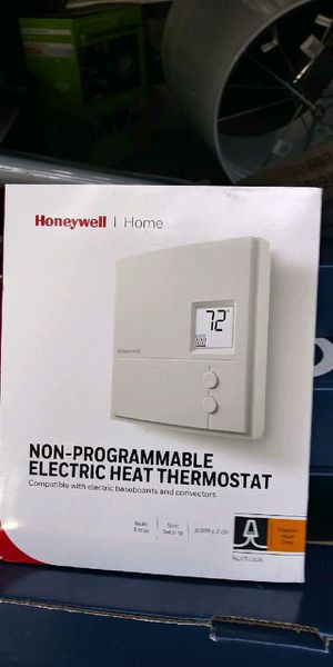 Honeywell thermostat for Sale in Winston-Salem, NC