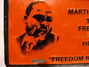 MARTIN LUTHER KING Jr License Plate for Sale in Williamston, SC