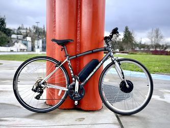 Raleigh Candent Electric Conversion Hybrid Bike for Sale in Seattle,  WA