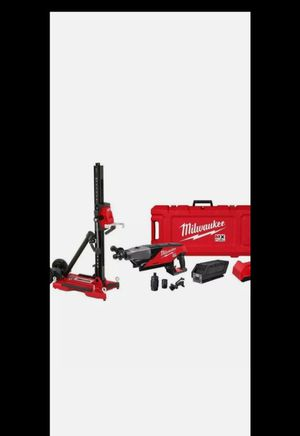 MILWUAKEE MX FUEL CORE DRILL KIT BRAND NEW for Sale in San Bernardino, CA