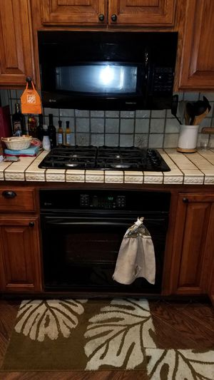 GE Profile Electric Oven + Stovetop for Sale in Orange, CA