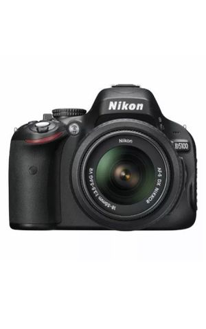 Nikon D5100 with AF-S 18-55mm f/3.5-5.6 VR for Sale in San Francisco, CA
