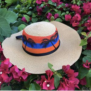 Handpainted Straw Hat Armenian flag for Sale in Glendale, CA