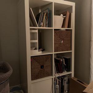 Ikea Kallax Bookcase/storage for Sale in Chestnut Hill, MA