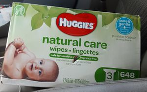 Huggies wipes for Sale in Oakland Park, FL