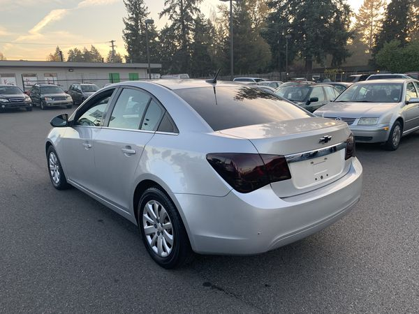 2011 Chevy Cruze automatic