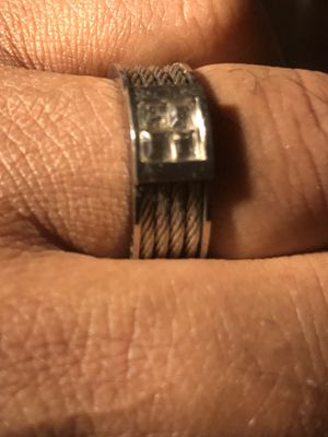 Ring Men's Stainless Steel for Sale in Seattle, WA