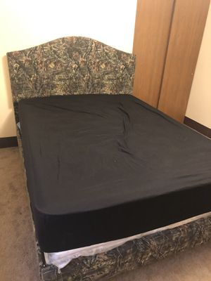 Queen Camo Bed for Sale in Watertown, NY