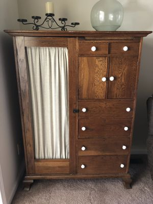 Union Furniture Company Antique Armoire for Sale in Garner, NC