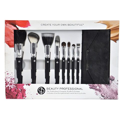 Beauty Professional Makeup Brushes