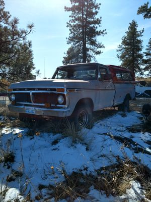 1977 Ford F150 Ranger 4x4 for Sale in Wenatchee, WA