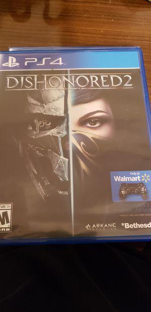 Dishonored 2 for Sale in Edinburg, TX