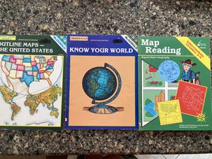Map Skills Teaching Resources / Workbooks for Sale in Chesterfield, MO