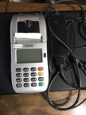 Credit card processing machine for Sale in Victoria, TX