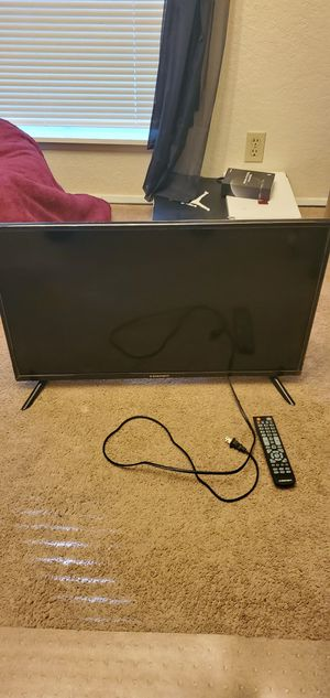 32 in element tv w/remote for Sale in Edmonds, WA