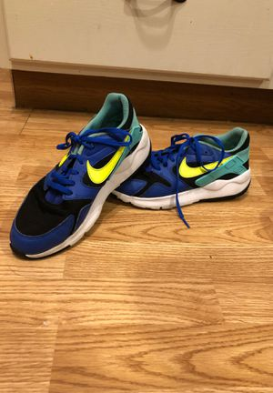 Nike shoes size 7 used still in good condition asking $65. OBO for Sale in Spokane Valley, WA