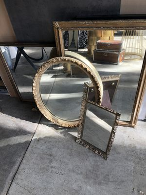 Set of antique mirrors for Sale in Seattle, WA